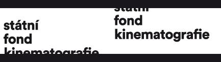 Logo Státního fondu kinematografie
