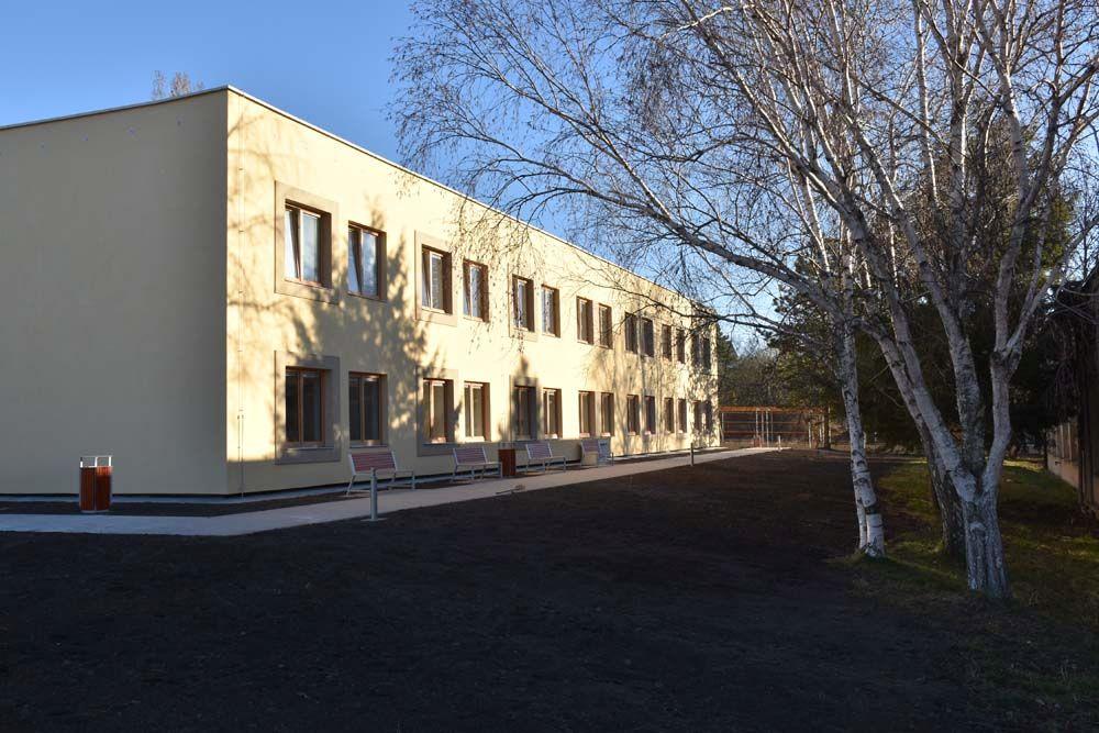 Dne 12. 4. bude slavnostně otevřen Komunitní dům seniorů.