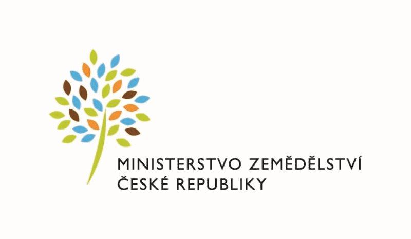 logo Ministerstva zemědělství ČR