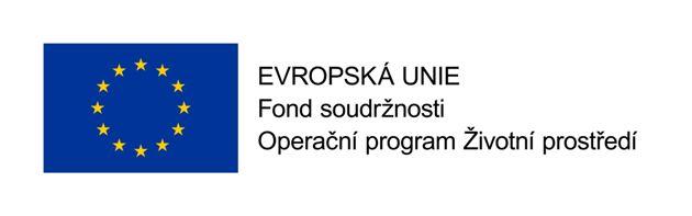 Logo Operačního programu Životní prostředí