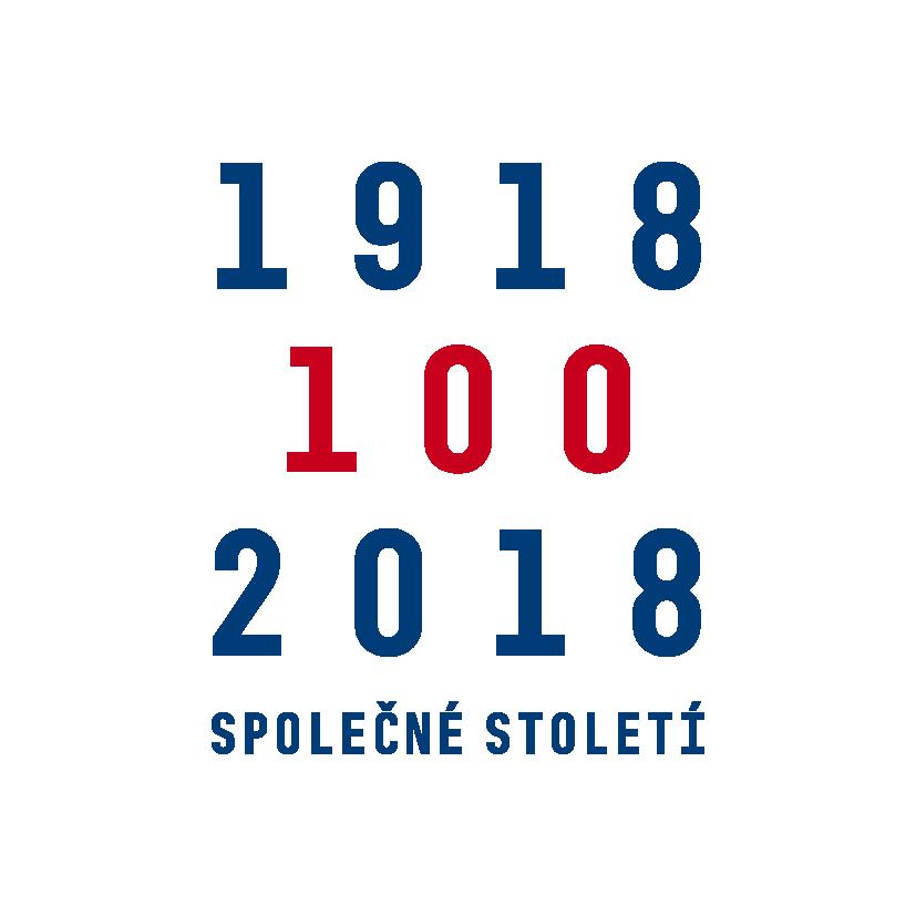 logo Společné století 1918 - 2018