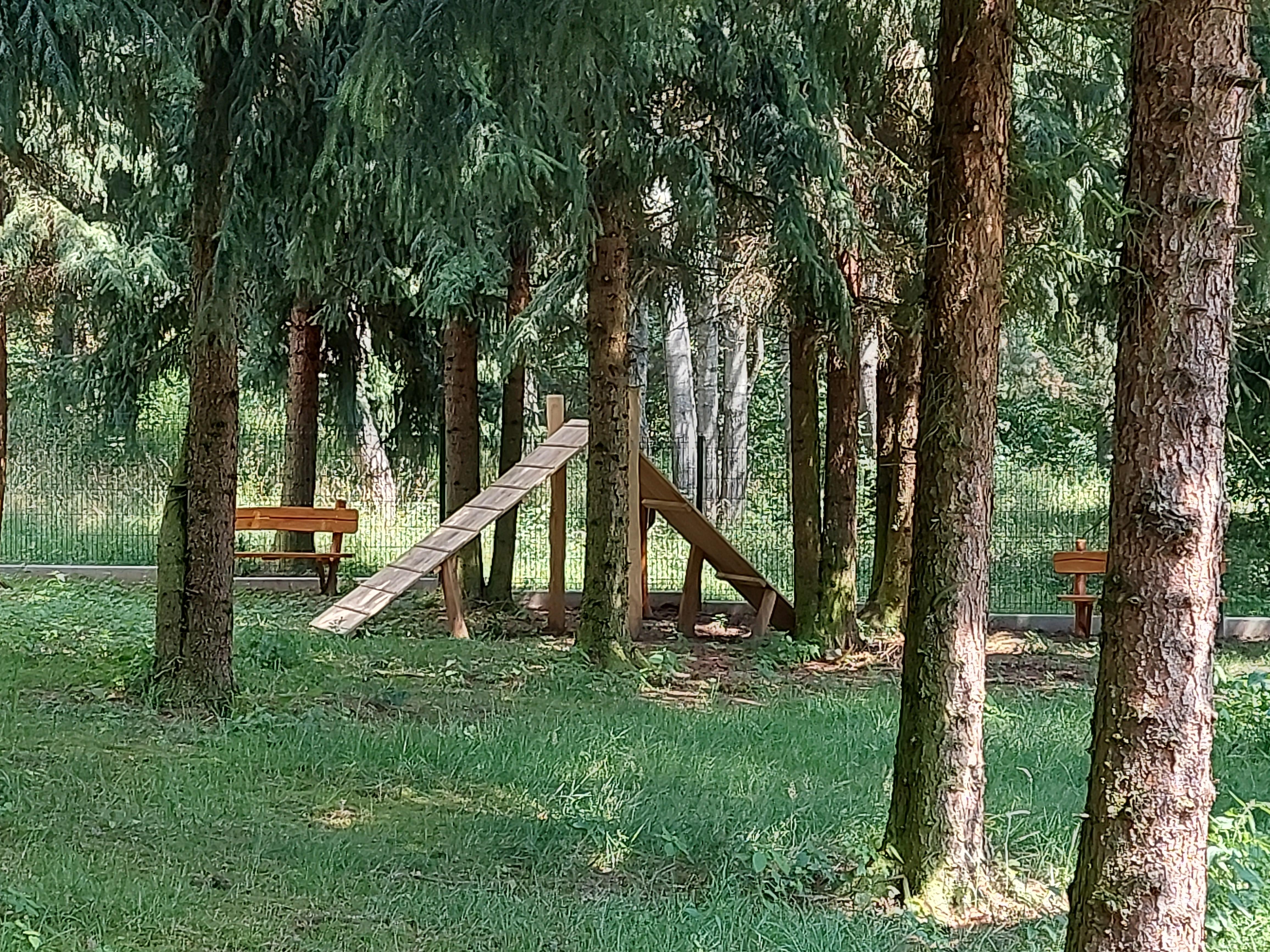 Agility psí park