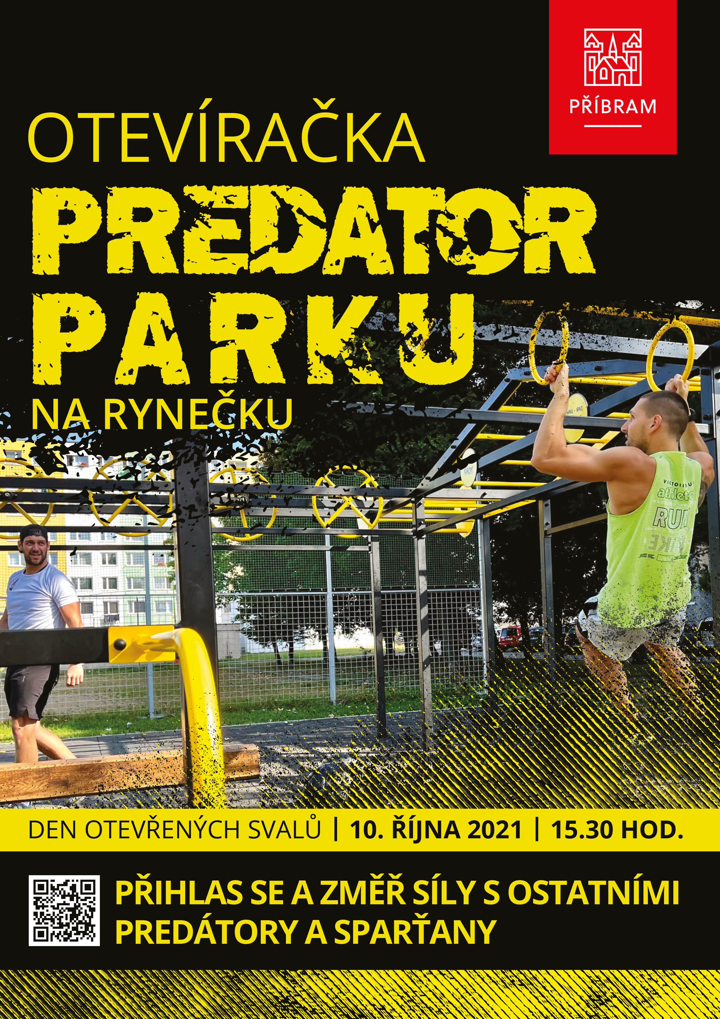 Akce na Predator parku