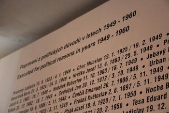 17. listopad v Památníku Vojna Lešetice
