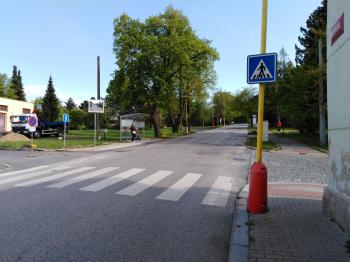 Končí uzavírka Balbínovy ulice (o týden dříve)