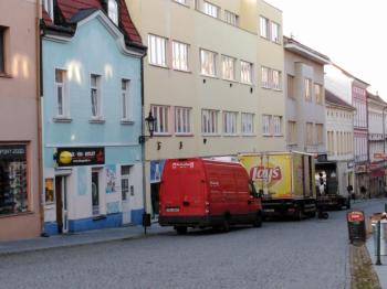 Pražská ulice bezpečnější
